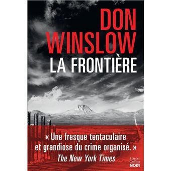 La frontière de Don Winslow - Harper Collins Noir