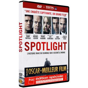 Spotlight Edition spéciale Fnac DVD