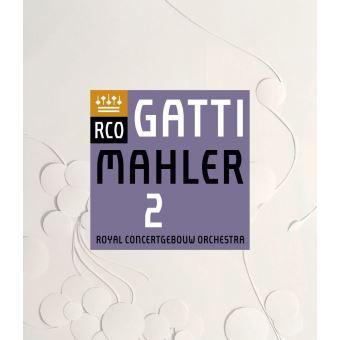 Mahler : Symphony number 2 Blu-ray