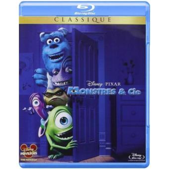 Monstres et cie Blu-ray
