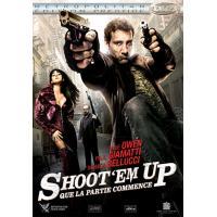 Shoot 'Em Up DVD