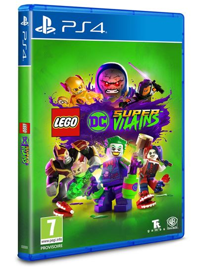LEGO DC Super-Vilains PS4