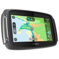 GPS TomTom Rider 42 Europe 23 Cartographie Régionale à vie + Zones de danger 3 mois