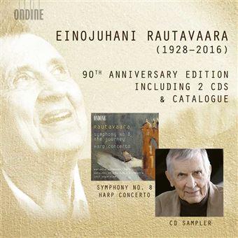 Rautavaara 90th anniversary edition
