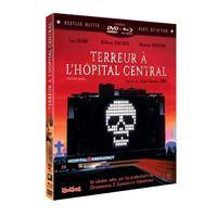 Terreur à l'Hôpital Central Combo Blu-ray DVD