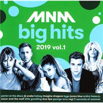 MNM big hits 2019.1/2CD