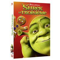 Shrek Le troisième DVD