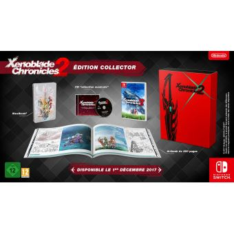 Xenoblade Chronicles 2 Edition Collector Nintendo Switch
