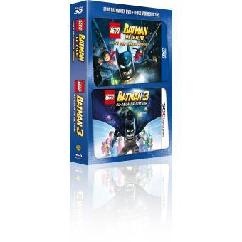 LEGOCoffret LEGO Batman DVD