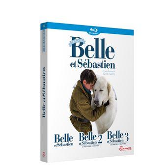 Belle et SébastienBelle et Sébastien La trilogie Coffret Blu-ray