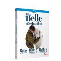 Belle et Sébastien La trilogie Coffret Blu-ray