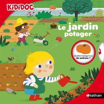 KididocLe jardin potager