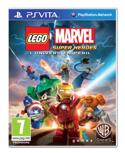 Lego Marvel Super Heroes PS Vita - PS Vita