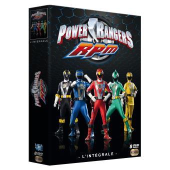 """Résultat de recherche d'images pour """"coffret dvd power rangers rpm"""""""""""