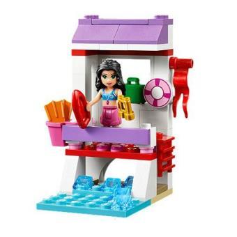 Le Xedcorb Friends De Lego® Poste Sauvetage Lego D'emma Achat 41028 srdQhCtx