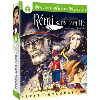 Rémi sans familleREMI SANS FAMILLE-INTEGR-FR-8 DVD