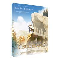 Croc-Blanc Blu-ray