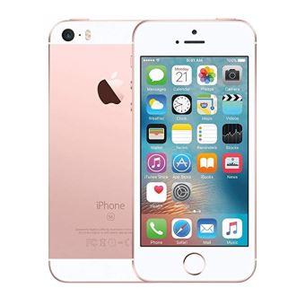 Apple iPhone SE 16GB Rose Gold  REFURBISHED