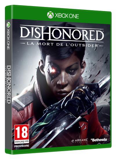 Dishonored La mort de l'Outsider Xbox One