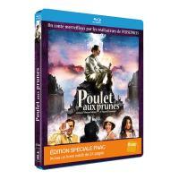 Poulet aux prunes - Blu-Ray - Edition Spéciale Fnac