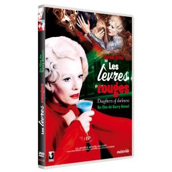Les lèvres rouges DVD