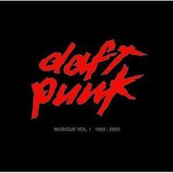 Musique vol 1 1993 2005/inclus dvd bonus
