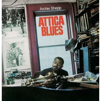 Attica Blues - LP 7''