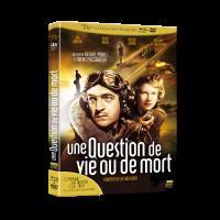 Une Question de vie ou de mort Combo Blu-Ray