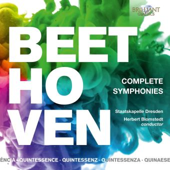Beethoven: Complete Symphonies - 5CD