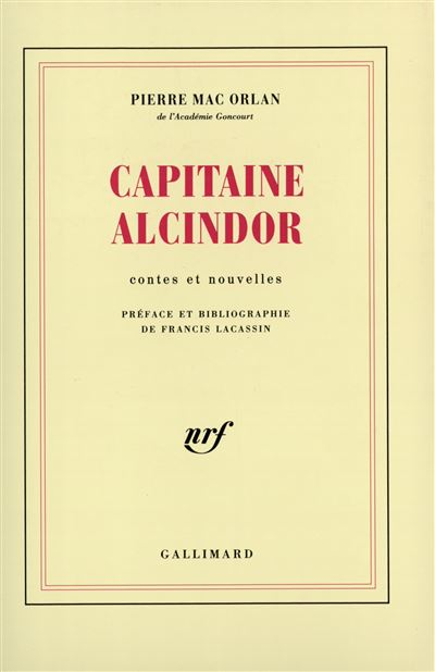 Capitaine Alcindor