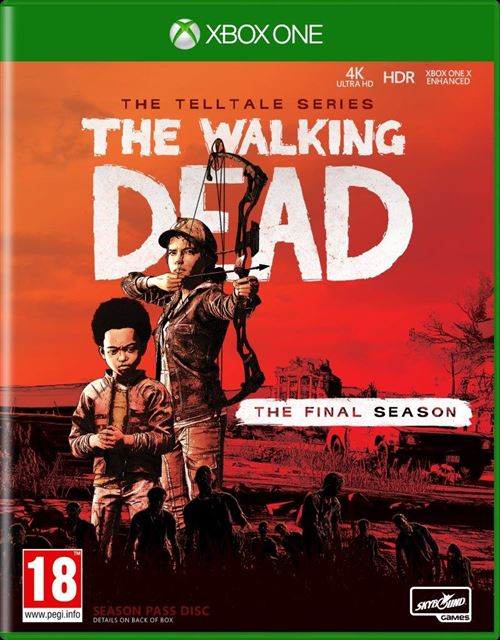 The Walking Dead L'ultime saison Xbox One