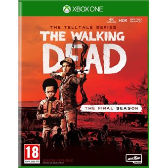 TELLTALE'S THE WALKING DEAD: THE FINAL SEASON FR/NL XONE
