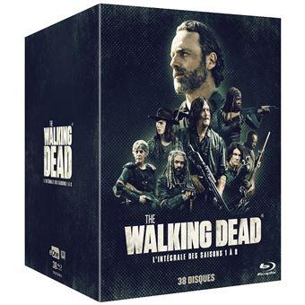 The Walking DeadThe Walking Dead Saisons 1 à 8 Coffret Blu-ray