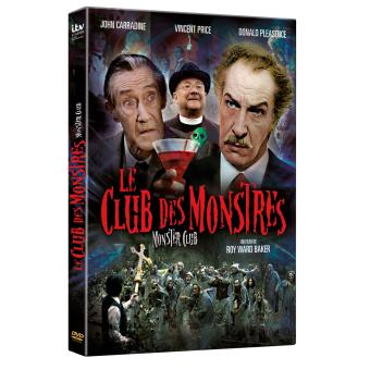 CLUB DES MONSTRES/PRICE