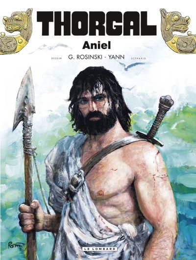 Thorgal - Tome 36 - Aniel - 9782803673506 - 5,99 €