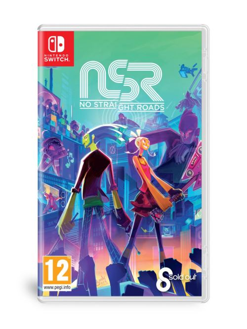 No Straight Roads Collector's Pack Nintendo Switch