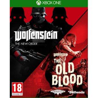Wolfenstein: the two-pack FR/NL XONE