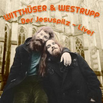 DER JESUSPILZ/LIVE