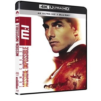 Mission : Impossible  Les FilmsMISSION IMPOSSIBLE -FR-BLURAY 4K