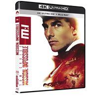 Mission : Impossible Blu-ray 4K Ultra HD