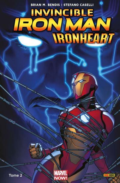 Invincible Iron Man - Ironheart T02 - La cour des grands - 9782809482591 - 12,99 €