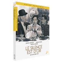 Le silence est d'or Edition Limitée Combo Blu-ray DVD