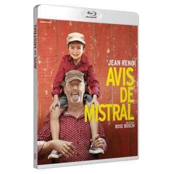 Avis de Mistral  Blu-Ray