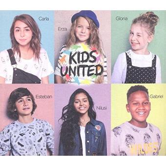 Un Monde Meilleur Kids United Cd Album Achat Prix
