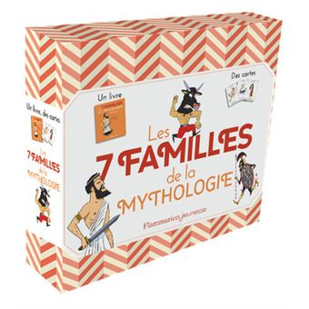 Les 7 familles de la mythologie