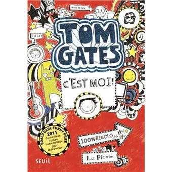 Tom Gates (1) : Tom Gates, c'est moi !