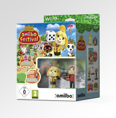 Animal Crossing Amiibo Festival Wii U