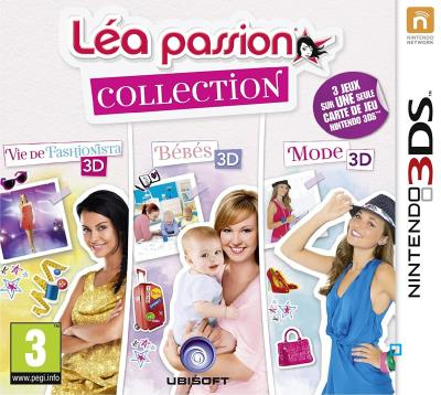 Léa Passion Collection Nintendo 3DS