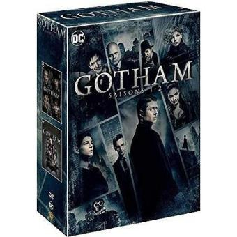 GothamGotham Saisons 1 et 2 DVD