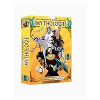 Coffret Mythologie L'intégrale de la série DVD